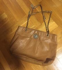 Donna Karan kožna torba