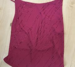 Crop majica xs, gola leđa