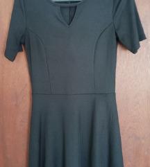 Crna h&m haljina