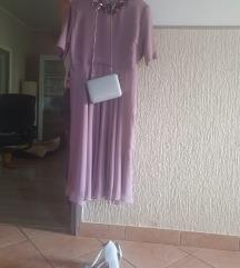 Cipele+torbica + haljina
