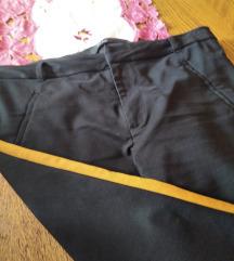 Crne  popularne hlače Vero moda 42 44