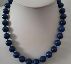 OGRLICA  od lapis lazulija