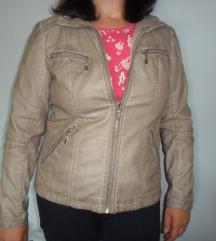 Kožna jakna Canda (C&A) vel. 42, cijena s pt