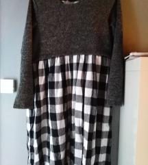 Nova haljina talijanska karirana