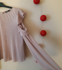 baby pink bluza