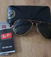 Original Ray Ban Aviator 3025 001 vel.L