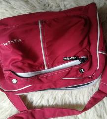 Pierre cardin torbica crvena sportska