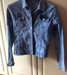 jeans jakna,crni sako,
