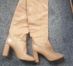 Zara kožne ćizme
