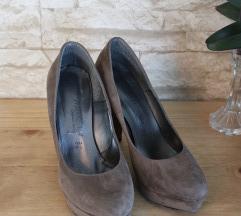 Pitarosso ženske cipele sa malom platformom