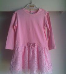 Predivna nova nenošena svečana haljinica 86-104