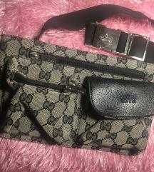 Original Gucci torbica oko struka