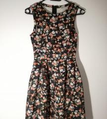 cvjetna haljina s/m