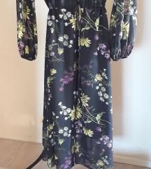 Warehouse midi haljina