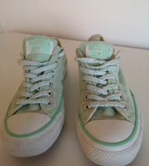 Converse All Star tirkizne limited edition broj 37
