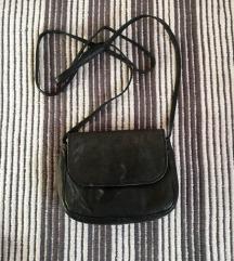 Mala torbica od prave kože