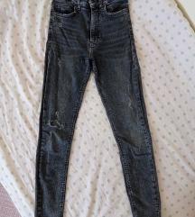Zara sive traperice xs