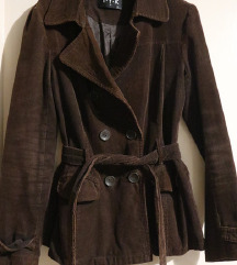 Poklanjam jakna kaputić strukirana vel. S/M