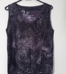 Tamno ljubičasta majica