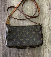 Louis Vuitton pochette long strap original torba