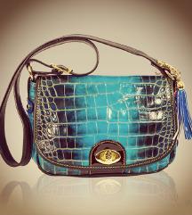 Kožna dizajnerska torba Marino Orlandi