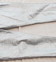 Srebrne hlače - Asos denim