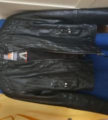 Hugo Boss kozna jakna
