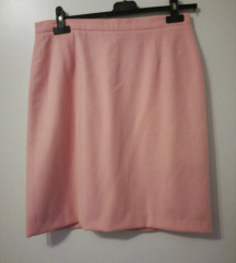 Baby pink suknja