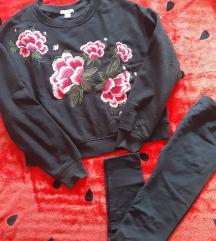 Komplet majica&tajice