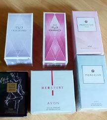 Novi Avon edp parfemi u velikom izdanju od 50 ml