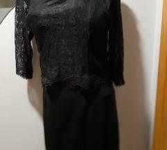 Crna haljina S