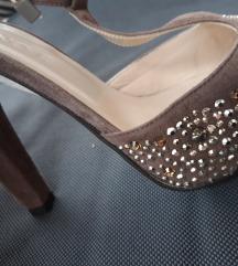 Mangano, kozne nove cipele