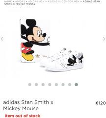 Adidas Stan Smith Mickey Mouse 39