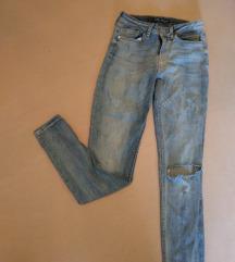 Bershka jeans hlače