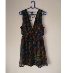 Lagana cvjetna haljinica