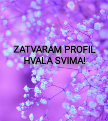 ZATVARAM PROFIL 2+1 gratis