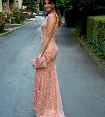 Svečana, duga haljina