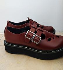 Asos cipele s platformom creepers br. 38