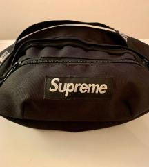 Supreme waist bag (SS18) Black