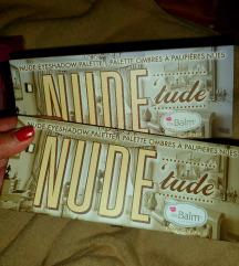 The Balm Nude Tude paleta