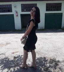 Crna svecana haljina 🖤