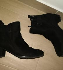 Gležnjača s potpeticom crna