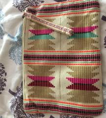 Bershka ručna platnena torbica