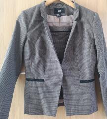 H&M komplet sako+suknjica