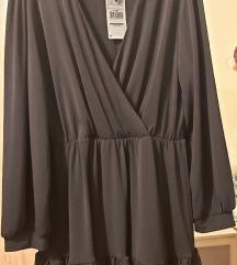 Nova Mango crna haljina