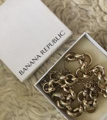 Banana republic ogrlica