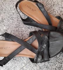 Lasocki kožne sandale 41
