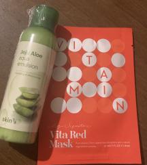 Novo! Skin79 Jeju Aloe Aqua Emulsion 150 ml