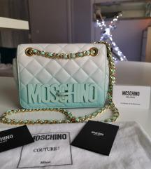 Moschino couture torba