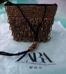 Zara torba s perlicama